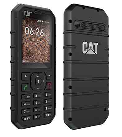 Cat B35 – Full phone specifications & Review