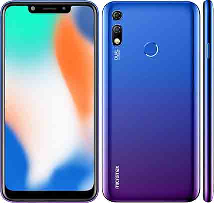 Micromax Infinity N12 – Full phone specifications