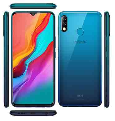 infinix mobile Hot 8 Lite